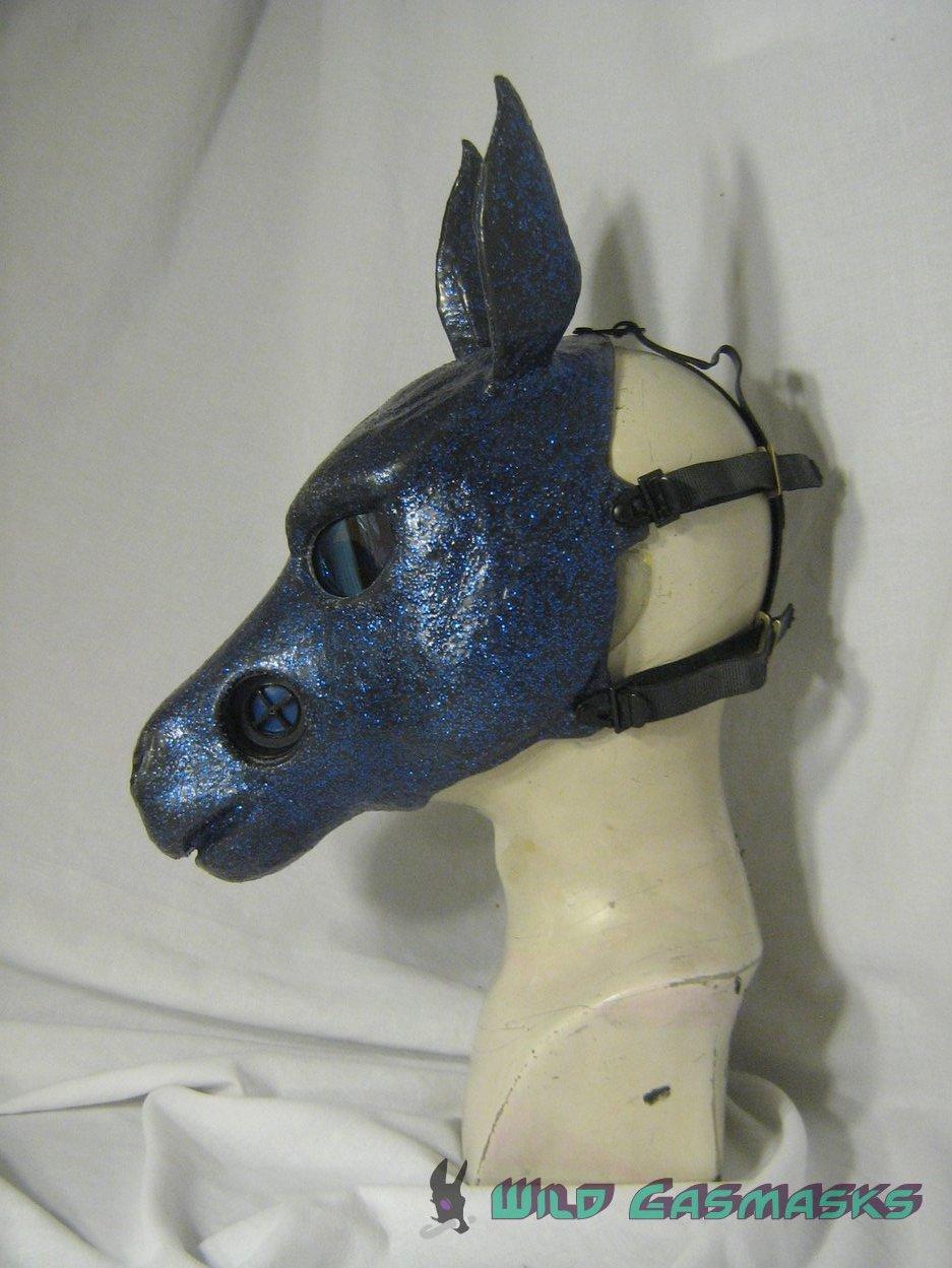 Sparkle Pony - Side View