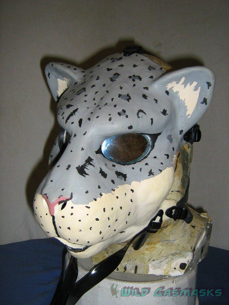 Snow Leopard 1 - Quarter View