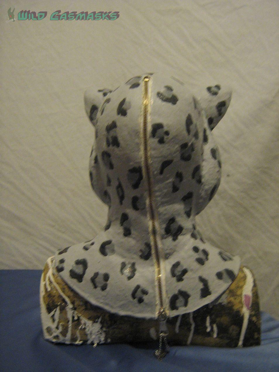Snow Leopard 2 - Back View