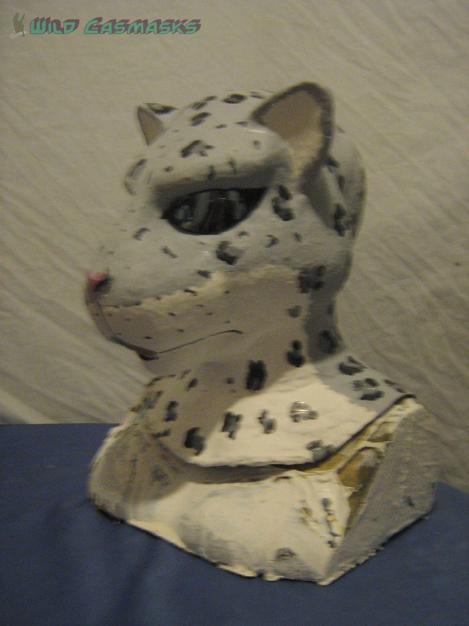 Snow Leopard 2 - Quarter View