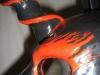 Ember Unicorn - Horn Detail