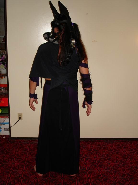 Vlens Costume - Back