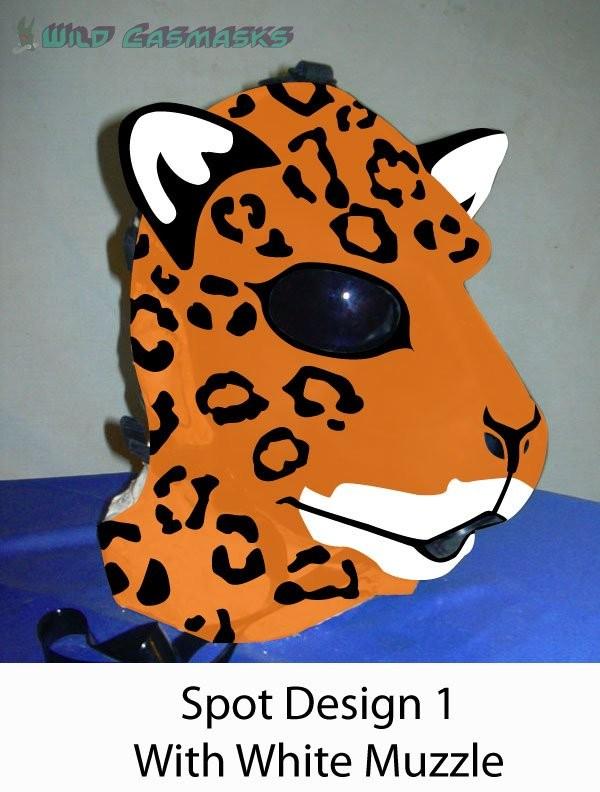 Spot Design Prelim 1 - With Muzzle