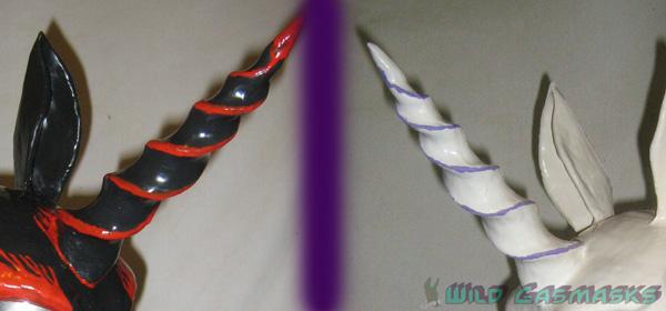 Spiral/Unicorn Horn