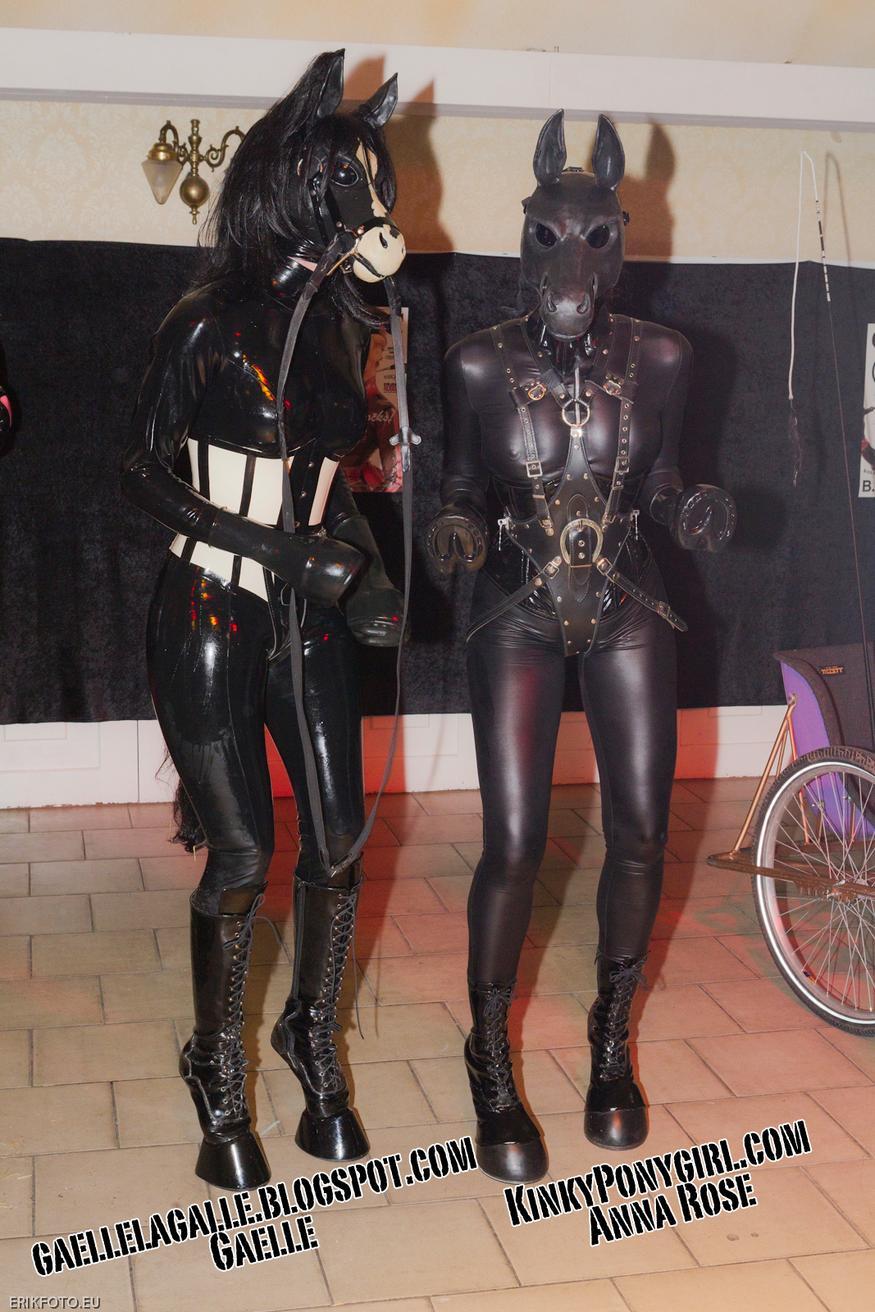 Kinkyponygirl and Gaelle 1