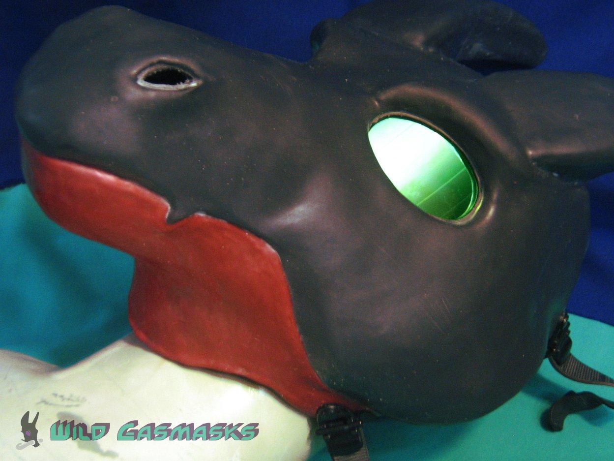 Taku Dragon - Undermuzzle Detail