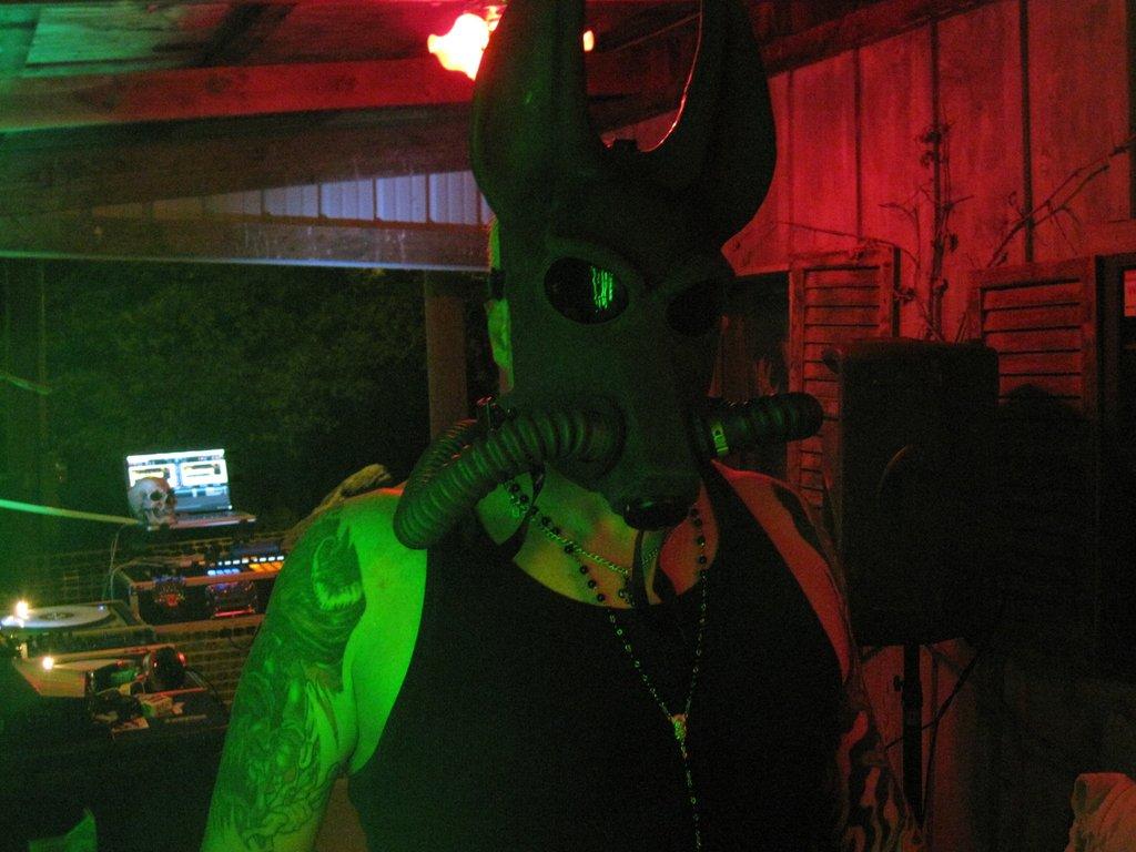 DJ Frenzy In The Green Light