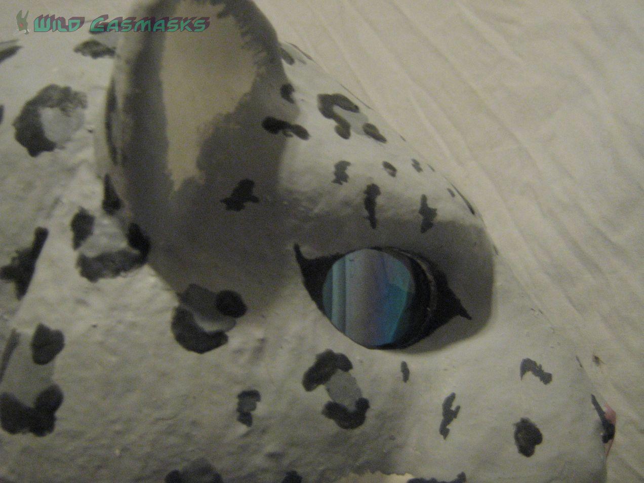 Snow Leopard 2 - Eyes and Ear