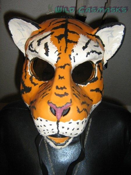 KG1 Tiger Closeup