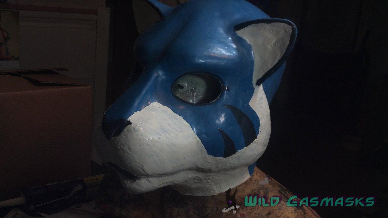 Punky Tiger WIP