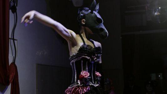 Ayumi Performing at a 2012 Halloween Showcase