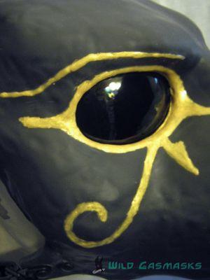 RR's Bast - Eye Design Detail