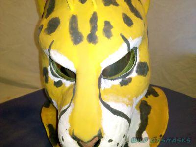 Cherval - Face Detail