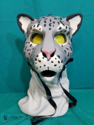 Snow Leopard 3 - Front View