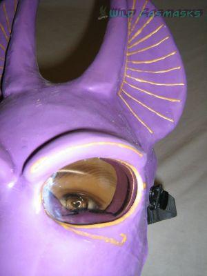 Malbörgia - Eye Detail