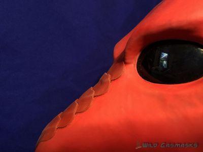 Crimson - Muzzle Scale Detail