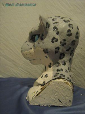Snow Leopard 2 - Side View