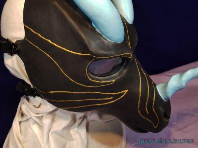 Nightmare Creature - Side of Eye Detail